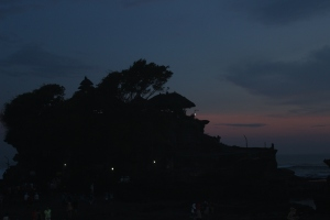 Tanah Lot, Balu